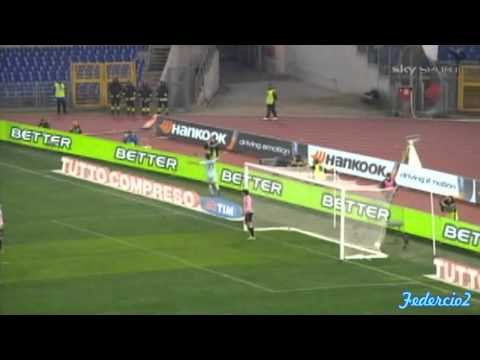 Lazio vs Palermo: 2-0 con Guido De Angelis – Highlights SKY (06/03/2011) – HD