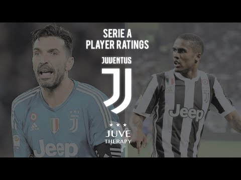 JUVENTUS PLAYER RATINGS SERIE A 2017/2018!