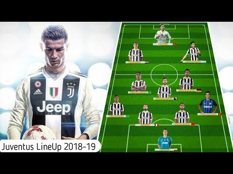 Juventus Dream Starting XI With Cristiano Ronaldo ( CR7 ) 2018/2019 • Players DEAL DONE £ 120 M