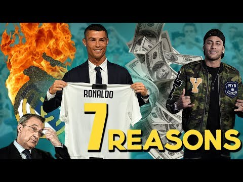 7 REASONS | RONALDO Joined Juventus